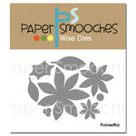 Paper Smooches - Christmas - Dies - Poinsettia
