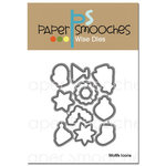Paper Smooches - Christmas - Dies - Motif Icons