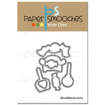 Paper Smooches - Halloween - Dies - Ghoulfriends Icons