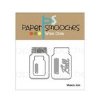 Paper Smooches - Christmas - Dies - Mason Jars