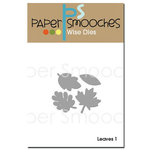 Paper Smooches - Dies - Leaves 1