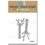 Paper Smooches - Dies - Trees 1