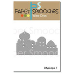 Paper Smooches - Dies - Cityscape 1