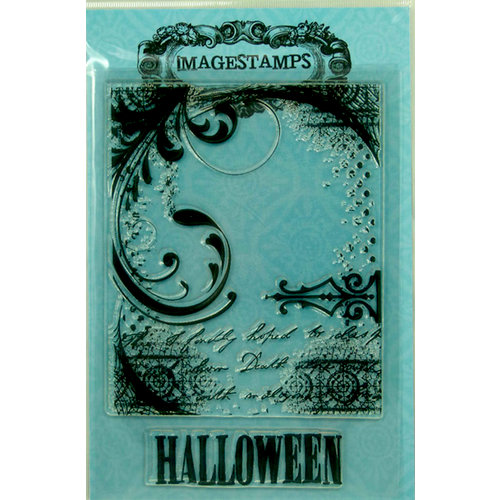 Photocentric Inc. - Imagestamps - Clear Acrylic Stamps - All Hallow's Eve
