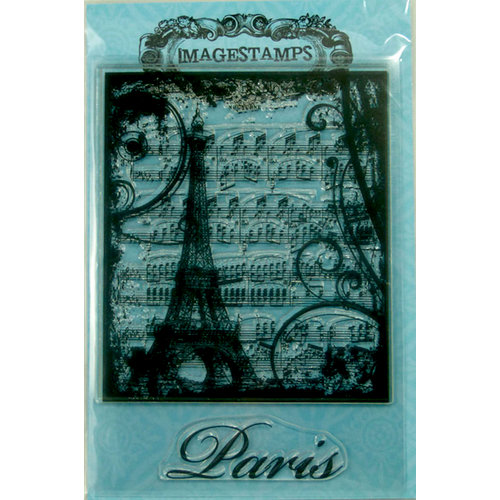 Photocentric Inc. - Imagestamps - Clear Acrylic Stamps - Remember Paris