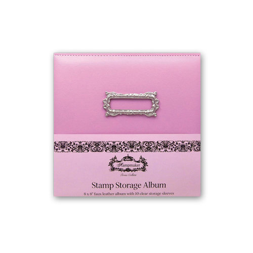 Teresa Collins Designs - Stampmaker Machine Accessories - Stamp Storage Album