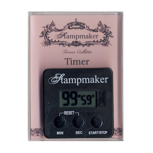 Teresa Collins Designs - Stampmaker Machine Accessories - Timer