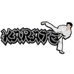 Paper Wizard - Old School Sports Collection - Die Cuts - Karate