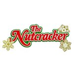Paper Wizard - Happy Holidays Collection - Christmas - Die Cuts - The Nutcracker Title