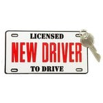Paper Wizard - Die Cuts - Back to School - New Driver License Plate