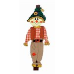Paper Wizard - Holidays Collection - Halloween - Die Cuts - Scarecrow