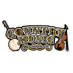 Paper Wizard - Die Cuts - Country Music