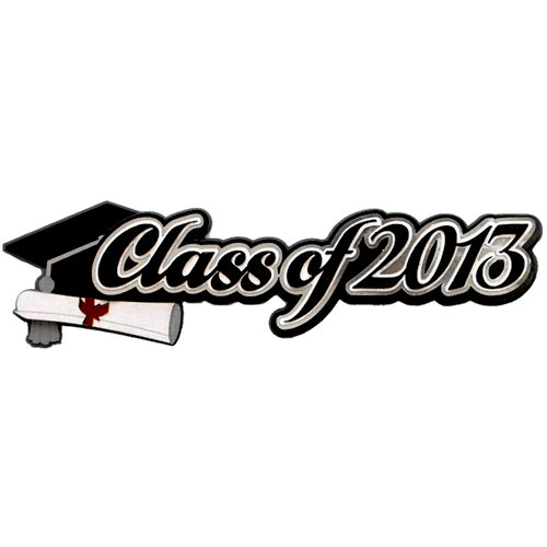 Paper Wizard - Graduation Collection - Class of 2013 - Script
