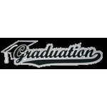 Paper Wizard - Die Cuts - Graduation Title