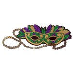 Paper Wizard - Down South Collection - Die Cuts - Mardi Gras Mask