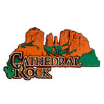 Paper Wizard - National Parks Collection - Die Cuts - Cathedral Rock