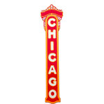 Paper Wizard - Chicago Collection - Chicago Sign 2013