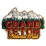 Paper Wizard - National Parks Collection - Die Cuts - Grand Tetons