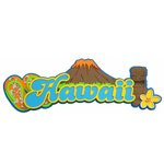 Paper Wizard - Hawaii Collection - Die Cuts - Hawaii