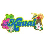 Paper Wizard - Hawaii Collection - Die Cuts - Kauai