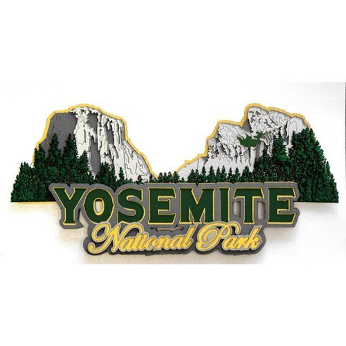 Paper Wizard - National Parks Collection - Die Cuts - Yosemite