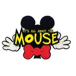 Paper Wizard - Mousin Around Collection - Disney - Die Cuts - All About the Mouse