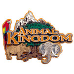 Paper Wizard - Theme Park Fun Collection - Die Cuts - Animal Kingdom