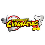Paper Wizard - Theme Park Collection - Bunch of Characters Dining Title