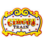 Paper Wizard - Theme Park Collection - Die Cuts - Circus Train Title