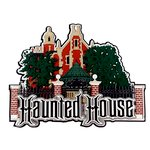 Paper Wizard - Die Cuts - Haunted House - Two