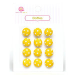Queen and Company - Dotties - Yellow