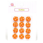 Queen and Company - Dotties - Orange