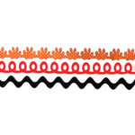 Queen and Company - Self Adhesive Felt Fusion Border - Mini - Pet 2