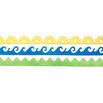 Queen and Company - Self Adhesive Felt Fusion Border - Mini - Summer 1
