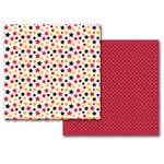Queen and Company - Magic Collection - 12 x 12 Double Sided Paper - Magic Stars
