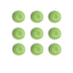 Queen and Company - Candy Shoppe Collection - Pom Poms - Kiwi Kiss