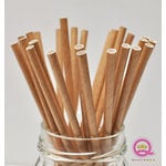 Queen and Company - Stylish Stix - Paper Straws - Plain