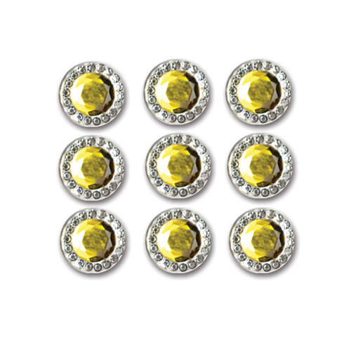 Queen and Company - Candy Shoppe Collection - Pave - Lemon Drop