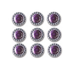 Queen and Company - Candy Shoppe Collection - Pave - Grape Ape