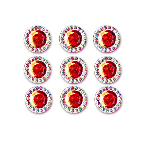 Queen and Company - Candy Shoppe Collection - Pave - Cherry Bomb