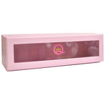 Queen and Company - Trendy Tape - Storage Box - Pink