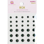Queen and Company - Rox Collection - Bling - Self Adhesive Marble Stones - Wizard