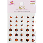 Queen and Company - Rox Collection - Bling - Self Adhesive Marble Stones - Warlock