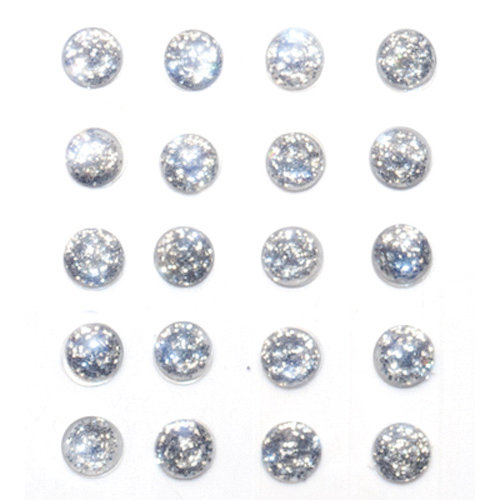 Queen and Company - Bling - Self Adhesive Stones - Snowflake
