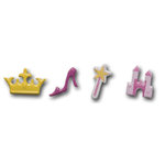Queen and Company - Kids Collection - Brads - Princess