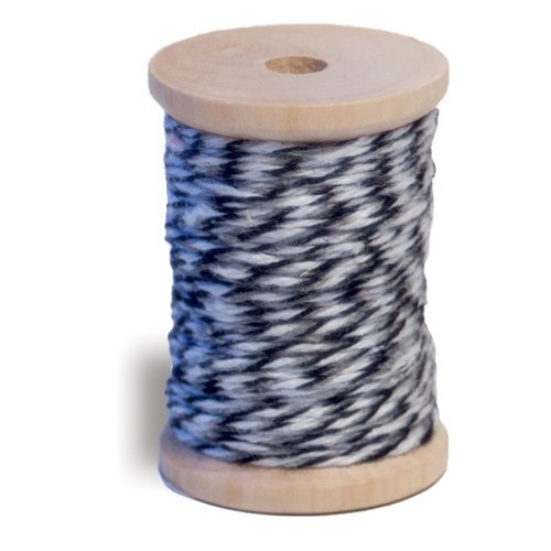 Queen and Company - Twine Spool - Blacks
