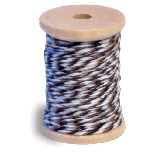 Queen and Company - Twine Spool - Neutral
