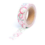 Queen and Company - Kids Collection - Trendy Tape - Bubbles Girl