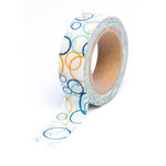 Queen and Company - Summer Collection - Trendy Tape - Bubbles Summer