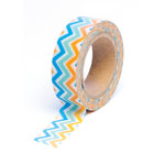 Queen and Company - Summer Collection - Trendy Tape - Zig Zag Summer